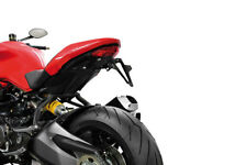 Soporte de matrícula de popa transformación ducati Monster 1200 s 2017-regulable Tail Tidy