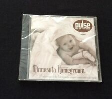 Various - Pulse Of The Twin Cities Presents Minnesota Homegrown CD : NEW