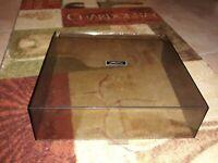 Vintage Garrard turntable Dustcover