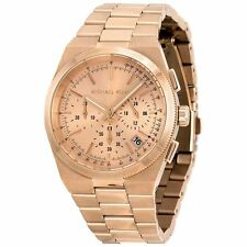 Michael Kors Channing Ladies Chronongraph Watch Gold Bracelet MK5927