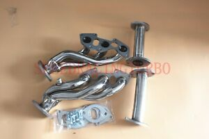 Stainless Steel Exhaust Header Manifold For 06-13 Lexus IS250 2.5L/IS350 3.5L V6