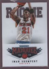 IMAN SHUMPERT MINT CAVS DIE CUT ROOKIE RC SP 2012-13 PANINI MARQUEE CLEVELAND