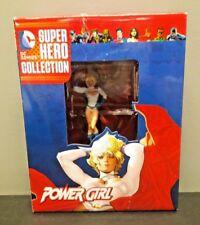 DC COMICS SUPER HERO COLLECTION POWER GIRL NIB EAGLEMOSS NEW 52