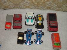 Diecast Cars, Trucks and Van Set of 9 Vehicles