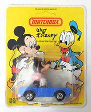 Matchbox Walt Disney Series WD-4 Minnie Mouse Lincoln Continental * MIB *