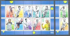 Australia- Tennis Champions mnh set 2016