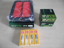 PACK KIT REVISION FILTRE AIR HUILE BOUGIE SUZUKI GSF 650 BANDIT 2005 et 2006