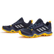 Adidas Mens Terrex AX3 Hiking Walking Shoes Outdoor Ink/Gold G26563 UK 7.5, 8