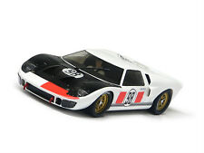 SLOT IT SICA20B FORD GT40 MKII SHELBY #98   BRAND NEW 1/32 SLOT CAR