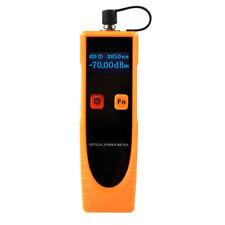 Optical Power Meter Wavelength 850/1300/1310/1490/1550/1625nm -70dBm to +6dBm FC