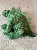 "Wild Republic Stegosaurus 10"" Plush Dinosaur Stuffed Animal"
