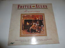 FOSTER & ALLEN - Reminiscing... - 1986 UK 18-track vinyl LP compilation