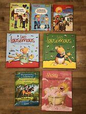 Büchersammlung Kinder