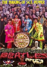 THE MAKING OF SGT. PEPPER DVD beatles john lennon paul mccartney george harrison