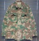 VTG 70s USMC US Marine Corps Hot Weather RDF ERDL Camo Camouflage Jacket Small
