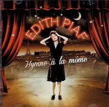 CD - EDITH PIAF - Hymne a la mome