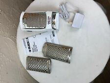 Black & Decker Gizmo Cordless Rechargeable Grater/Shredder for Cheese/chocolate