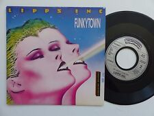 LIPPS INC Funkytown Réédition 876052 7 FRANCE Discotheque RTL