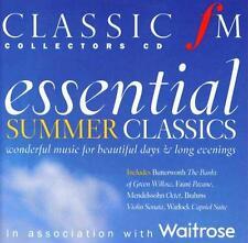 ESSENTIAL SUMMER CLASSICS: CLASSIC FM CD (2003) BIZET SAINT-SAENS HAYDN WARLOCK