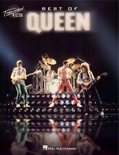 Best of Queen Sheet Music Transcribed Score NEW 000672538