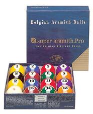 New Super Aramith Pro Billiard Balls Pool Balls  + Free Shipping
