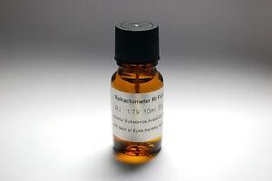 Gem Refractometer Refractive Index Fluid RI: 1.79  10ml  33g  (RI Liquid)