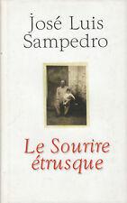 Livre le sourire étrusque J. L. Sampedro book