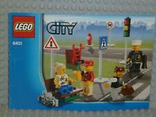 LEGO® City Bauanleitung 8401 City Minifigure Collection instruction B4911