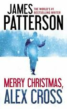 Merry Christmas, Alex Cross by James Patterson, New, MM PB