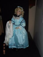 Lenox Porcelain Little Women Amy Figure Doll