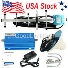 850MHz GSM CDMA Cell Phone Signal Booster Amplifier Mobile Repeater for Home US