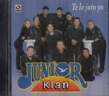 Junior Klan Te Lo Juro Yo CD New Sealed