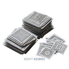 BGA Kit 295x Stencils For Laptop/PC/XBOX/PS3/WII/PSP/Iphone4/Nokia/Sony Ericsson