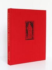 L'ordre flamboyant et son temps Essai. François CALI. Arthaud 1967 Héliogravures