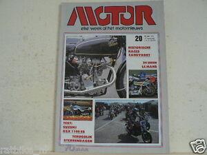 MO8320-POSTER SPENCER,24HEURE LE MANS,SUZUKI GSX1100ES,
