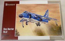 Special Hobby 1/72 Sea Harrier FA 2 Hi Tech Aircraft 72154
