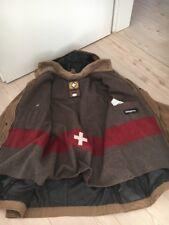 Strellson Swiss Cross Edition Wander Outdoor Jacke Herren 52 Wachs Braun