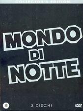 Mondo di notte (1960-1963)COFANETTO 3DVD Ed.Limitata Numerata n°303 di 999 copie