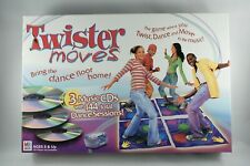 Twister Moves Game Milton Bradley Aaron & Nick Carter Twist Dance