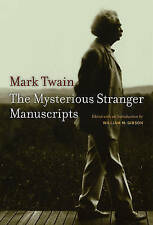 The Mysterious Stranger Manuscripts by Mark Twain (Paperback, 2005)