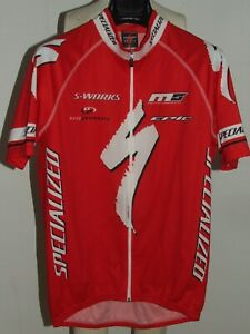 Bike Cycling Jersey Shirt Maillot Cyclism Sport Specialized Size XXL