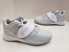 Nike KYRIE FLYTRAP III (PS) Pre-School Pure Platinum Metallic Silver BQ5621 007