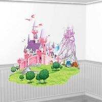 Disney Princess party castle prop scene setter add on decoration