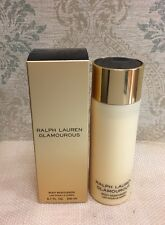 Ralph Lauren Glamourous 6.7oz/200ml Body Moisturizer/ Body Lotion New Women