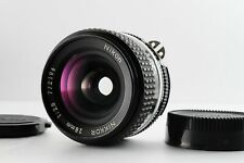 【Excellent+++】 Nikon Nikkor Ai-s Ais 28mm F/2.8 Wide Angle Lens From Japan