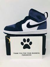 Nike Air Jordan 1 Mid 'Sanded Purple' 640734-445 PS Size 11C-12C