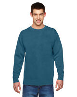 Comfort Colors Adult 80% Cotton 20% Polyester Crewneck Sweatshirt 1566 S-3XL