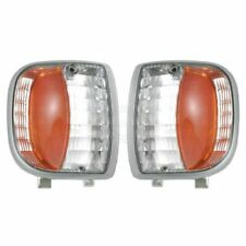 FITS FOR 1994 - 1997 MZ PICKUP CORNER LIGHTS RIGHT & LEFT PAIR SET