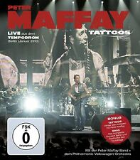 PETER MAFFAY: TATTOOS, Live in Berlin 2010 (Blu-ray Disc) NEU+OVP