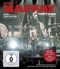 PETER MAFFAY: TATTOOS, Live in Berlin 2010 (Blu-ray Disc) NEU+OVP